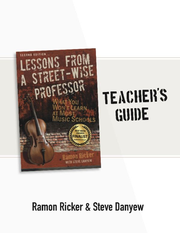 Street-Wise Professor Teacher's Guide